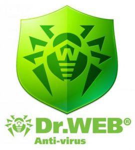 logo dr web antivirus